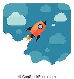 Rocket Space Exploration
