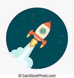 Rocket Start up concept
