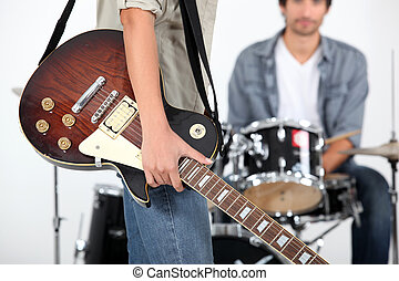 rockgruppe