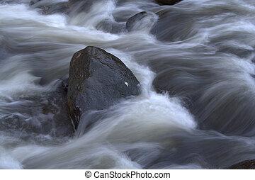 rockin, agua