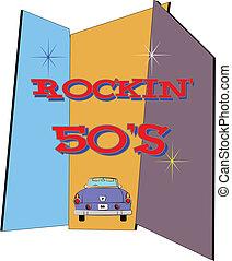 rockin fifties