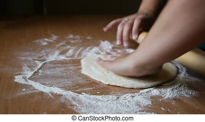 rocking dough