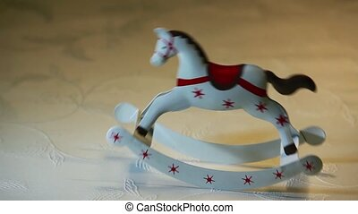 rocking horse - Vintage old rocking horse Loop ready File