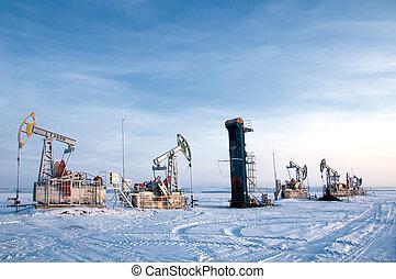 rocking oil - Rocking oil, Frosty Morning