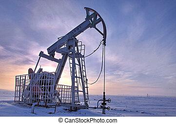 rocking oil