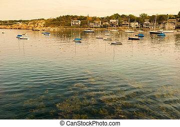 Rockport Harbor MA