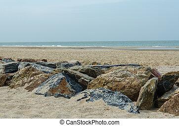 Rocks Beach