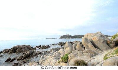 rocks in Sardinia