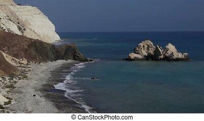Rocks of Aphrodite Cyprus - Rocks of Aphrodite Paphos Cyprus