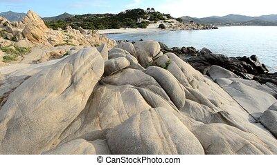 rocks - rocks in Sardinia