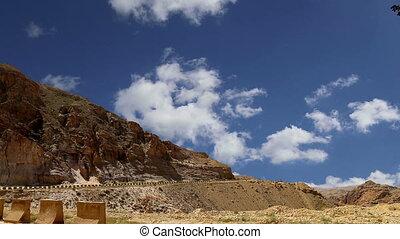 Rocks Wadi Mujib , Jordan - Rocks Wadi Mujib -- national...