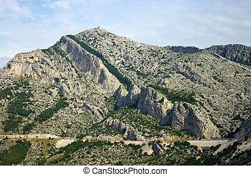 rocky bjerg