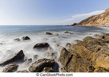 Rocky California Coast Rancho Palos Verdes