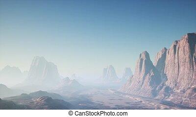Rocky Desert Landscape - rocky desert landscape , Red Rock ...