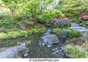 Rocky Garden Stream 2