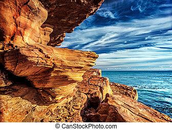 Cape of Good Hope - Rocky headland on the Atlantic coast of...