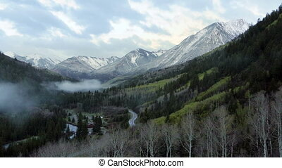 Rocky Mountains near to Aspen - Rocky Mountains near to...