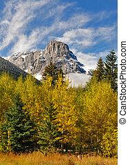 Rocky Mountains of Alberta