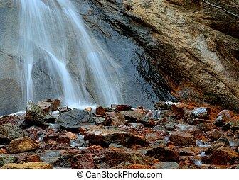 Rocky Mountains Stream