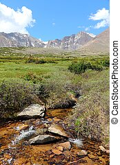 Rocky Mountains, USA