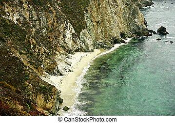 Rocky Pacific Shore