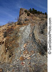 Rocky Point - Granite outcropping in the foothills of the ...