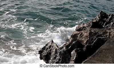 rocky sea coast 03