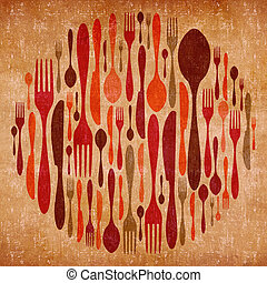rocznik wina, abstrakcyjny, nożownictwo, tło