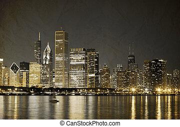 rocznik wina, design:, chicago
