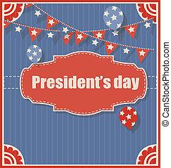 rocznik wina, dzień, tło, prezydent