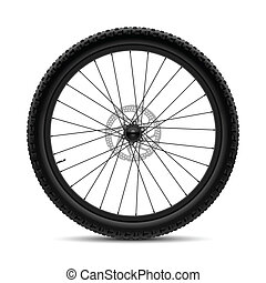 roda, bicicleta