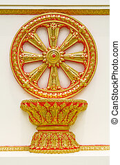 roda, budismo, dhamma