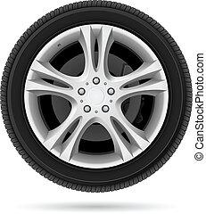 roda carro