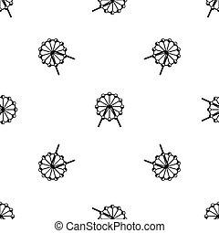 roda, cingapura, voador, padrão, seamless, pretas, mundo, alto