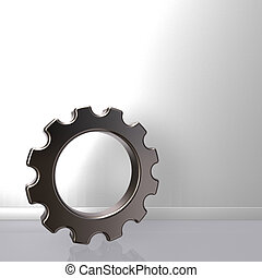 roda engrenagem