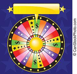 roda, fortuna