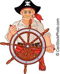 roda, pirata