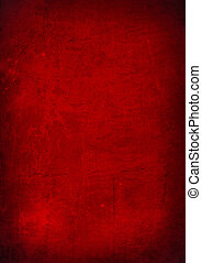 rode achtergrond, grunge, abstract