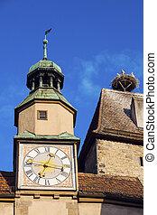 Roder Arch in Rothenburg