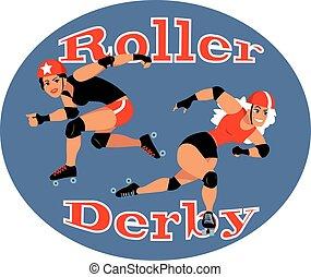 rodillo, derby