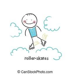 rodillo-patines