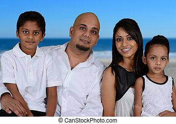 rodina, dohromady
