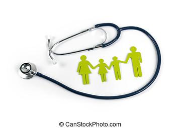 rodinný ivoty, a, zdravotní pojištění, pojem