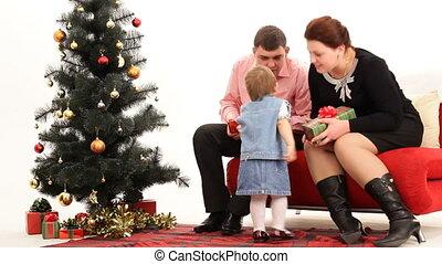rodzina, dary