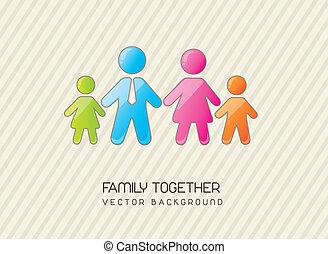 rodzina, razem