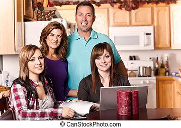 rodzina, w kraju