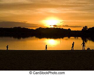rodzinne jezioro