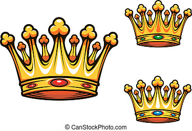 roi, couronne, royal