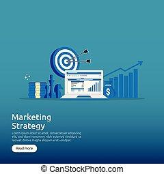 roi, powstanie, lokata, do góry., korzyść, concept., arkusz kalkulacyjny, strategia, wzrastać, szablon, powrót, finanse, handlowy, handel, screen., ilustracja, chorągiew, rewizja, charts., rozciąganie, analiza, wykresy