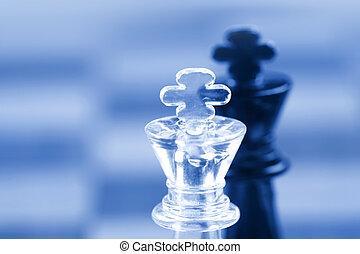 rois, échecs